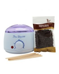 Pearl Wax Startpakke - Chocolate Flavour